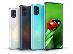 Samsung Galaxy A51 et A71 officiels : entre Galaxy Note 10 et iPhone 11